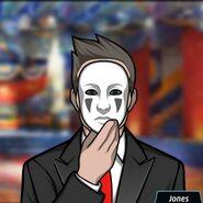 Jones mask