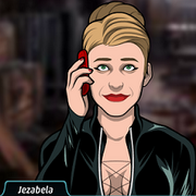Jezabela Criminal Case Wiki FANDOM Powered By Wikia
