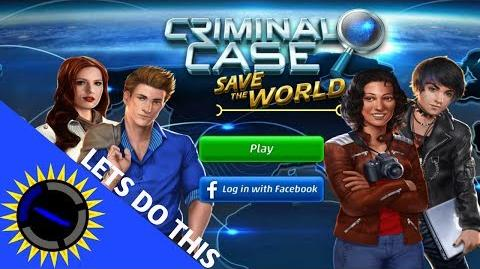 LETS DO THIS - Criminal Case Save the World First Look!