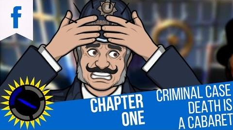 Criminal Case Mysteries of the Past Case 23 - Death is a Cabaret Chapter 1