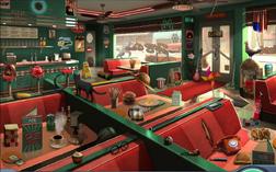 3. Diner Tables