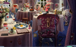 6. Tea Table