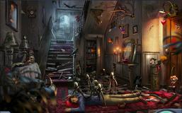 1. Haunted House
