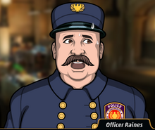 Officer Raines