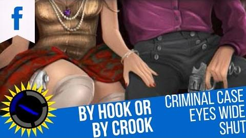Criminal Case Mysteries of the Past Case 20 Eyes Wide Shut - By Hook or By Crook 2 6