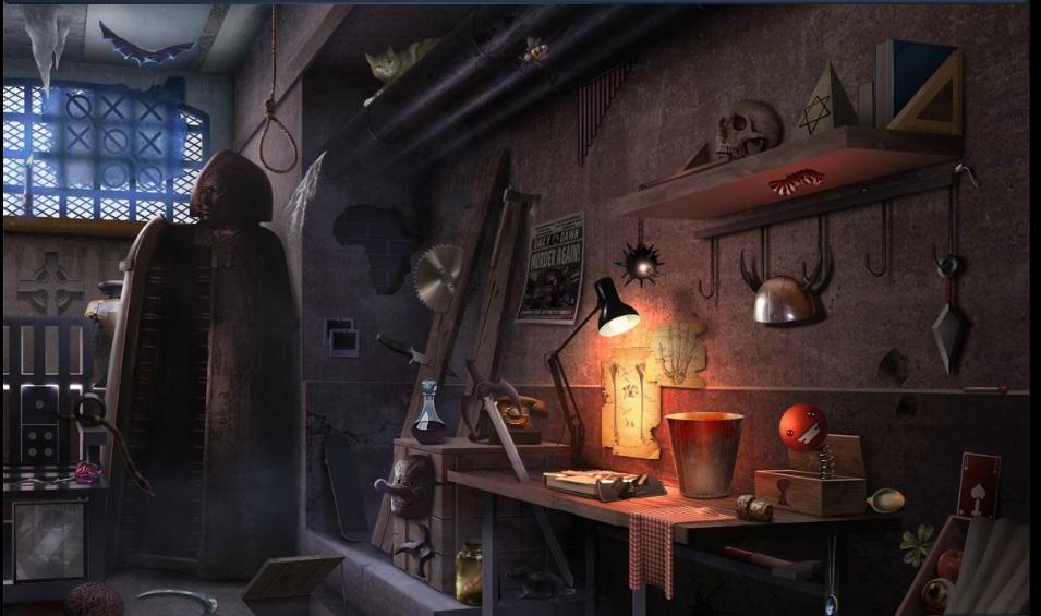 creepy basement criminal case. Creepy Basement  Torture Table A Deadly Game Criminal Case Wiki FANDOM powered by Wikia