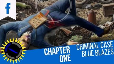 Criminal Case Mysteries of the Past Case 22 - Overkill Chapter 1