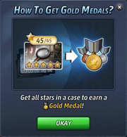 Gold Medals (How)