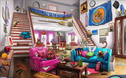 5. Sorority Common Room