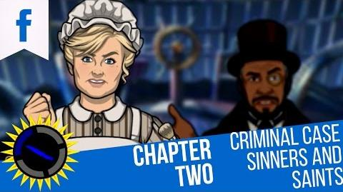 Criminal Case Mysteries of the Past Case 20 Eyes Wide Shut - Chapter 2