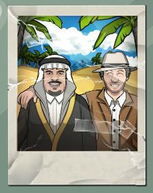 Khaled & Archibald