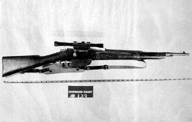 Oswald's rifle