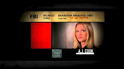 CRIMINAL MINDS. Opening Credits. 8th Version
