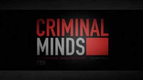 CRIMINAL MINDS. Opening Credits. 11th Version-0