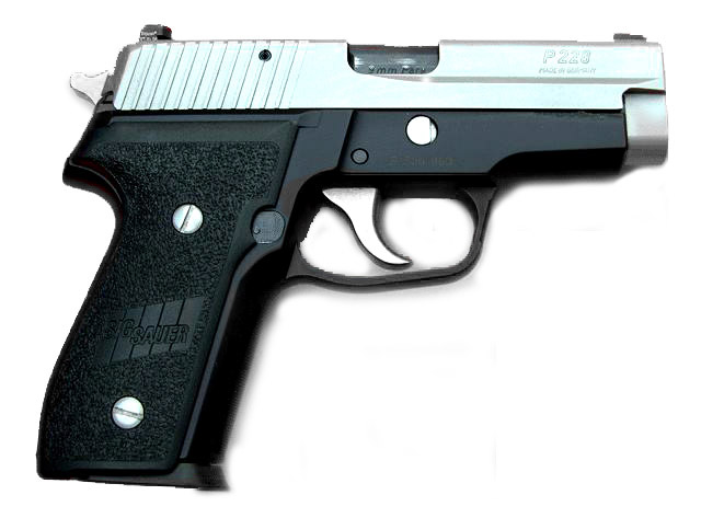 File:Two Tone Sig Sauer P228.jpg