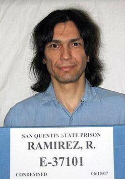 Richard Ramirez Old