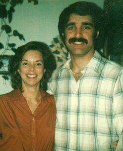 Cheri Domingo and Gregory Sanchez