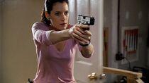 Prentiss With Morgan's Gun