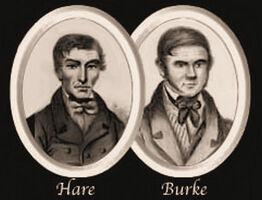 William Burke and William Hare