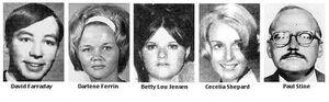 Zodiac victims