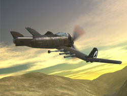 Plane Raven