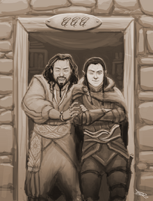 Gilmore-and-Vax-by-David-Rodrigues