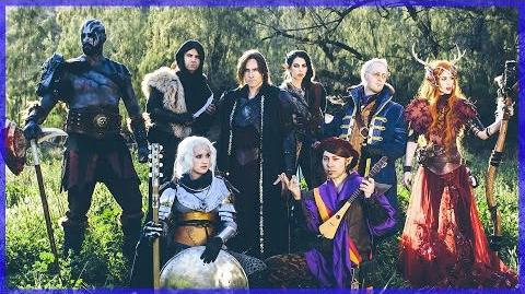 Check Out CRITICAL ROLE's New Intro!