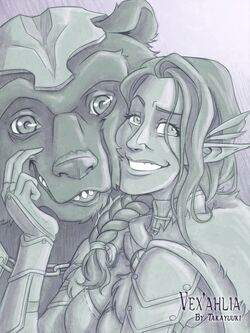 Vexahlia-and-Trinket-by-Hugo-Cardenas