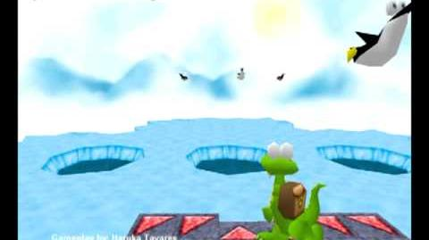 Croc Legend of the Gobbos (PC) - Island 2 Level 6 (Licence to chill)