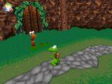 Burrowing Worm screenshot