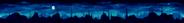 Scrunchy blue spires