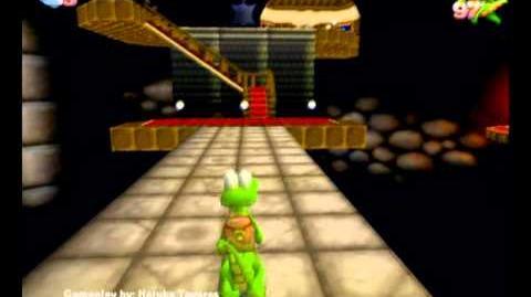 Croc Legend of the Gobbos (PC) - Island 5 Level 4 (Crox Interactive)