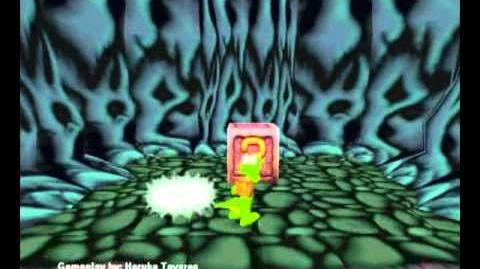 Croc Legend of the Gobbos (PC) - Island 1 Level 5 (Cave Fear)