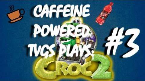 A Glitch in the System - TVGS Finishes Croc 2 - Episode 3