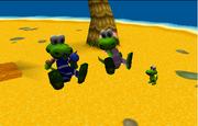 Croc's Family