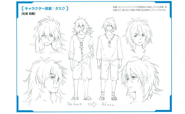 File:First Design of Tusk - Concept Art.jpg