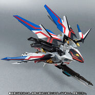 EM-CBX007 Villkiss Flight Mode Model