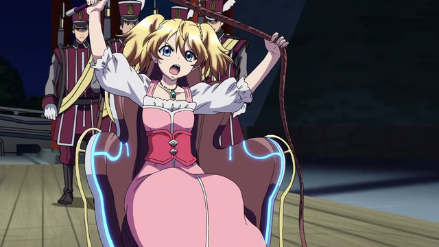 File:Cross Ange 10 Sylvia whipping Ange.png
