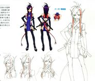 Naga's Concept Artwork