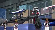 Weapons CrossAnge-4