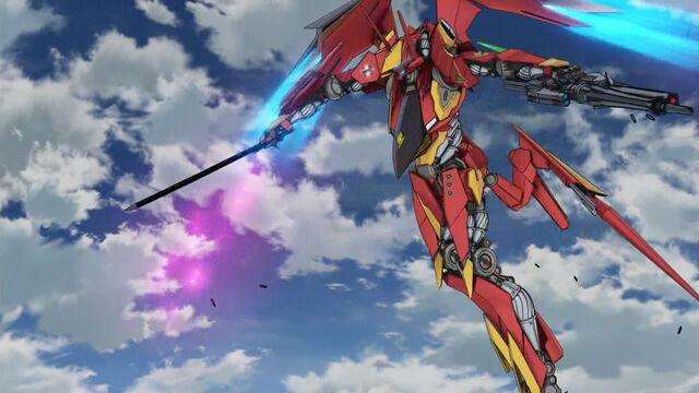 File:Cross Ange ep 21 Arquebus Hilda destroy mode..jpg