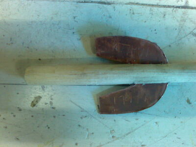 Metal fletching method 2-11