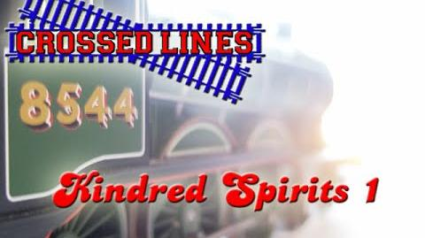 Crossed Lines 8 'Kindred Spirits' Part 1-0