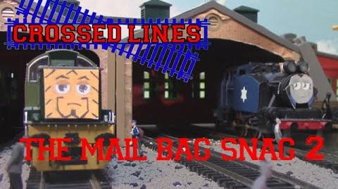 Crossed Lines 6 'The Mail Bag Snag' 2