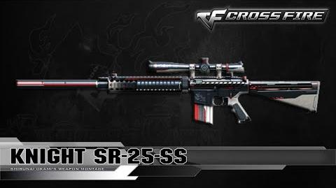 CrossFire China 2.0 Knight SR-25-Ares ☆-1