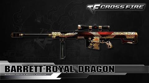 CrossFire Vietnam Barrett-Royal Dragon ☆