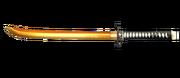 Katana gold