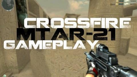 CrossFire MTAR-21 Gameplay HD ll 10DarkGamer
