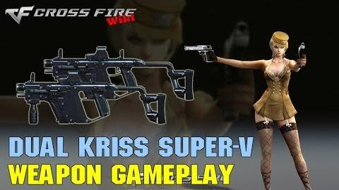 CrossFire - Dual Kriss Super-V - Weapon Gameplay