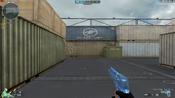 DE-Blue Crystal HUD
